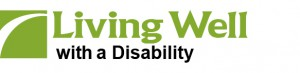 Living Well and Working Well with a Disability logo